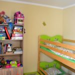 I piętro - sypialnia/bawialnia