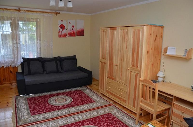 I piętro - salon/sofa