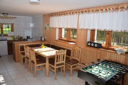 Parter - kuchnia/jadalnia